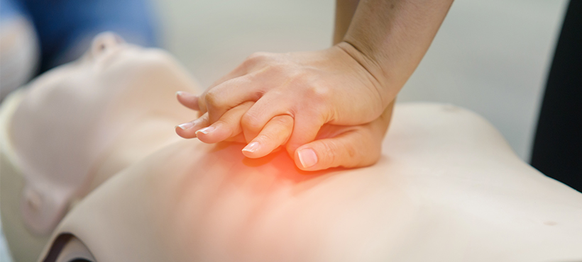 Certificate in First AID and CPR