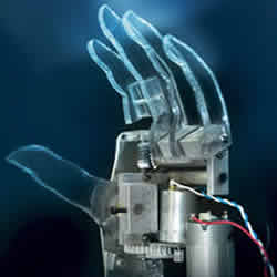 Myo-electric hand [B.E] External Power/Myo-electric